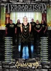 TERRORAISER #1 (73) 2018 Журнал Metal