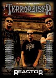 TERRORAISER #2 (74) 2018 Журнал Metal