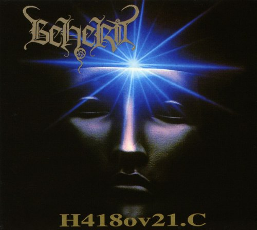 BEHERIT - H418ov21.C Digi-CD Dark Ambient