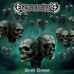 EXCOMMUNICATED - Death Devout CD Death Metal
