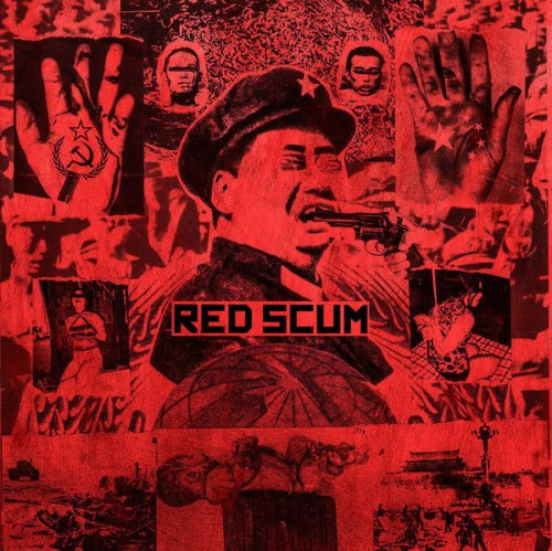 V/A - Red Scum CD Noise