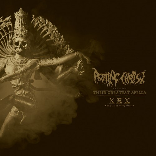 ROTTING CHRIST - Their Greatest Spells Digi-2CD Dark Metal