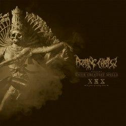 ROTTING CHRIST - Their Greatest Spells Digi-2CD Dark Metal