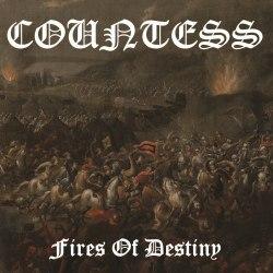 COUNTESS - Fires of Destiny Digi-CD Black Metal