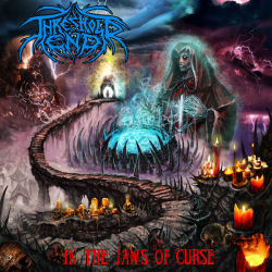THRESHOLD END - In the Jaws of Curse CD Death Metal