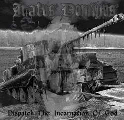 IRATUS DOMINUS - Dispatch the Incarnation of God CD Black/Death Metal