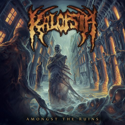 KALOPSIA - Amongst The Ruins Digi-CD Death Metal