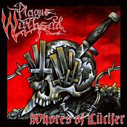 PLAGUE WARHEAD - Whores of Lücifer Digi-MCD Death Thrash Metal