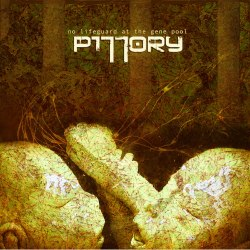 PILLORY - No Lifeguard at the Gene Pool CD Technical Death Metal