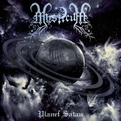 MYSTICUM - Planet Satan CD Industrial Black Metal