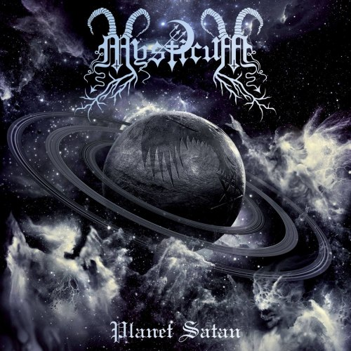 MYSTICUM - Planet Satan (особые номера) CD Industrial Black Metal