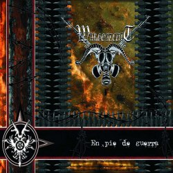 WARGOATCULT - En Pie De Guerra Digi-CD Black Metal