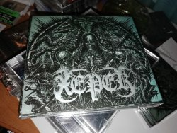 XEPER - Void And Chaos / Matrix Divina Satanas Digi-2CD Black Metal