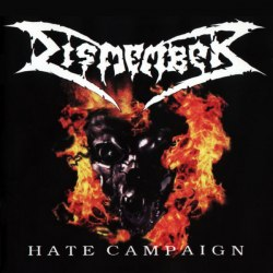 DISMEMBER - Hate Campaign Digi-CD Death Metal