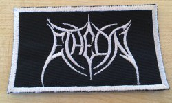 ETHELYN - Logo Нашивка Death Metal