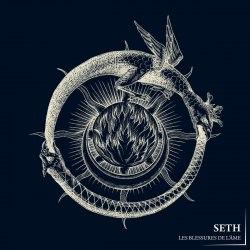 SETH - Les Blessures De L'Âme Digi-CD Blackened Metal