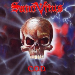SAINT VITUS - C.O.D. CD Doom Metal