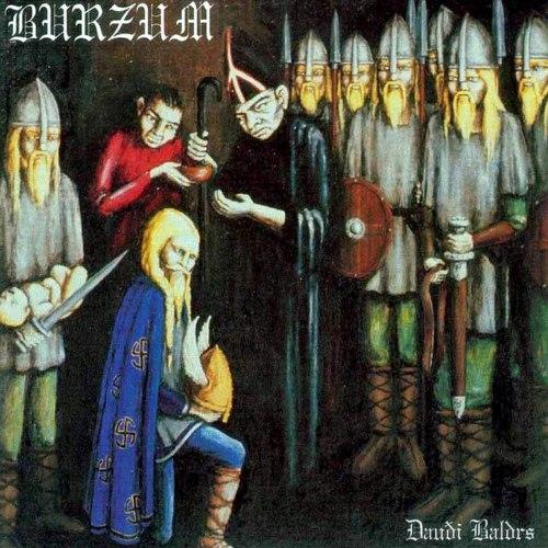 BURZUM - Dauði Baldrs CD Ambient