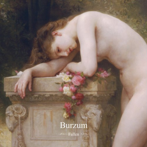 BURZUM - Fallen CD Pagan Metal