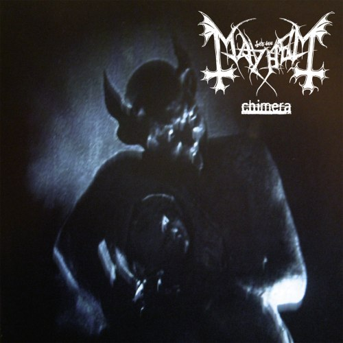MAYHEM - Chimera Digi-CD Black Metal