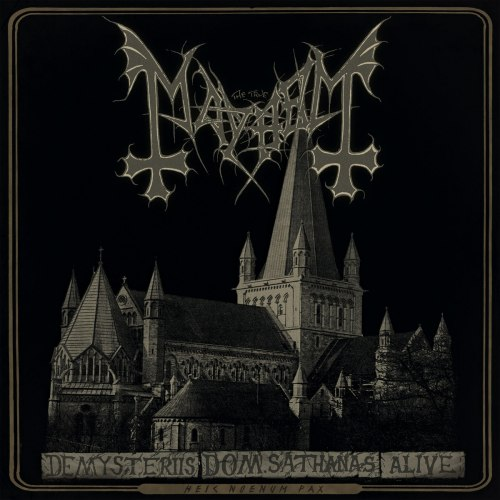 MAYHEM - De Mysteriis Dom Sathanas Digi-CD+DVD Black Metal