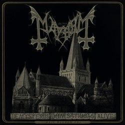 MAYHEM - De Mysteriis Dom Sathanas Digi-CD+DVD Black Metal