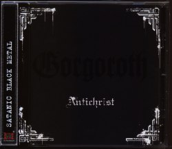 GORGOROTH - Antichrist CD Black Metal
