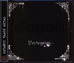 GORGOROTH - Pentagram CD Black Metal