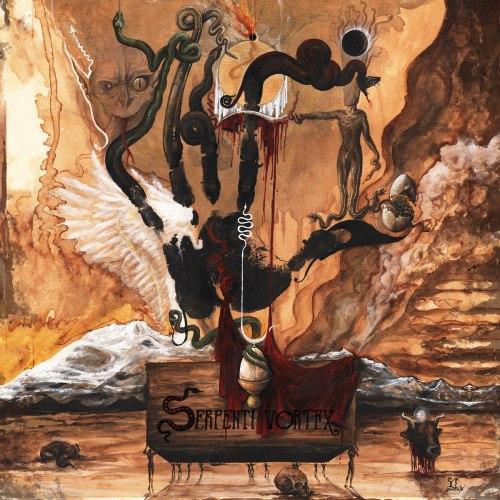 KAOSOPHIA - Serpenti Vortex Digi-CD Black Metal