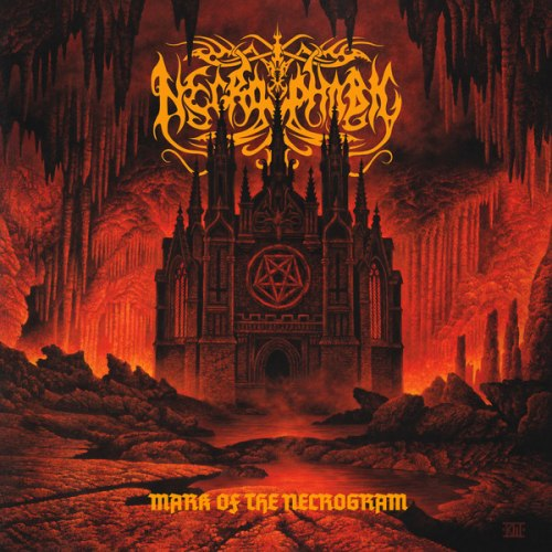 NECROPHOBIC - Mark Of The Necrogram Digi-CD Black Metal
