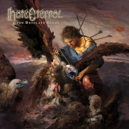 HATE ETERNAL - Upon Desolate Sands Digi-CD Death Metal