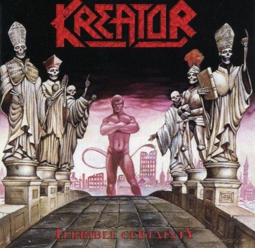 KREATOR - Terrible Certainty CD Thrash Metal
