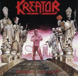 KREATOR - Terrible Certainty CD Thrash Metal