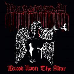 BLASPHEMY - Blood Upon The Altar Gatefold LP Black Metal
