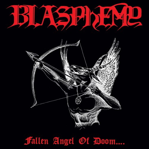 BLASPHEMY - Fallen Angel Of Doom LP Black Metal
