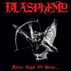 BLASPHEMY - Fallen Angel Of Doom LP Black Metal