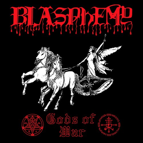 BLASPHEMY - Gods of War Gatefold LP Black Metal