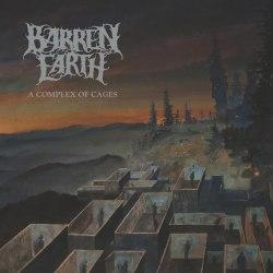 BARREN EARTH - A Complex Of Cages Digi-CD Progressive Death Metal