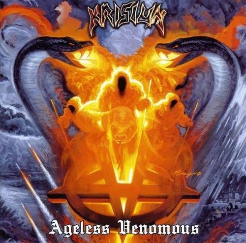 KRISIUN - Ageless Venomous Digi-CD Death Metal