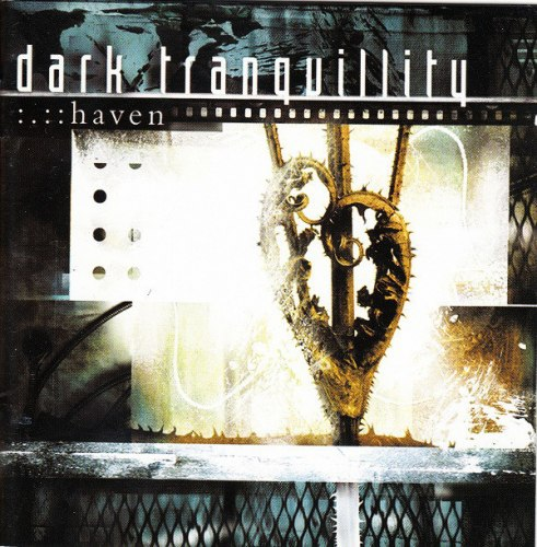 DARK TRANQUILLITY - Haven CD MDM