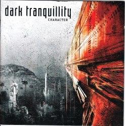 DARK TRANQUILLITY - Character CD MDM