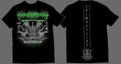 EXIMPERITUSERQETHHZEBIBSIPTUGAKKATHSULWELIARZAXULUM - Procul este, profani - L Майка Brutal Technical Death Metal