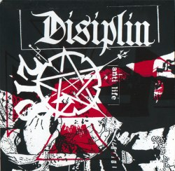 DISIPLIN - Anti-Life CD Black Metal