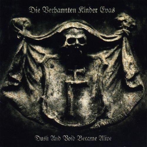 DIE VERBANNTEN KINDER EVAS - Dusk And Void Became Alive CD Neofolk