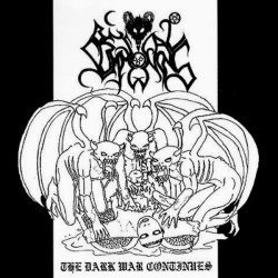 BESTIAL SUMMONING - The Dark War Continues CD Black Metal