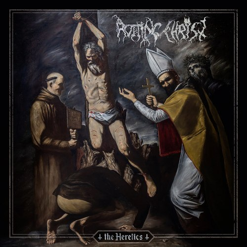 ROTTING CHRIST - The Heretics Digi-CD Blackened Metal
