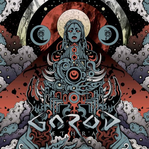GOROD - Æthra Digi-CD Technical Metal