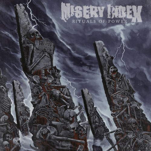 MISERY INDEX - Rituals Of Power Digi-CD Brutal Death Metal