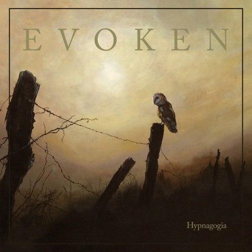 EVOKEN - Hypnagogia Digi-CD Funeral Doom Metal