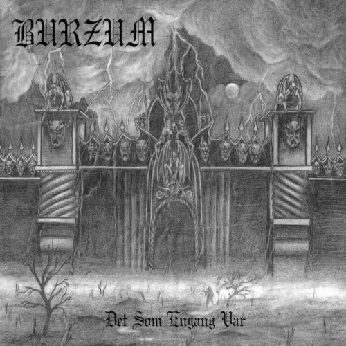 BURZUM - Det Som Engang Var CD Black Metal